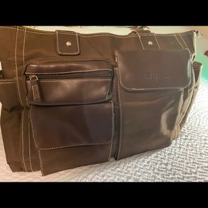 Baby boom Brown baby bag